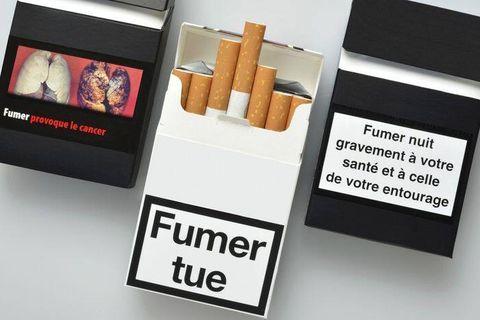 British American Tobacco s'oppose aux paquets neutres devant le Conseil d'État