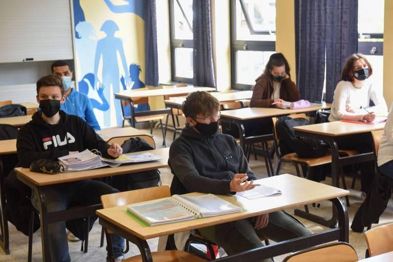 À Bruxelles, les écoles se préparent à une rentrée sereine malgré le masque