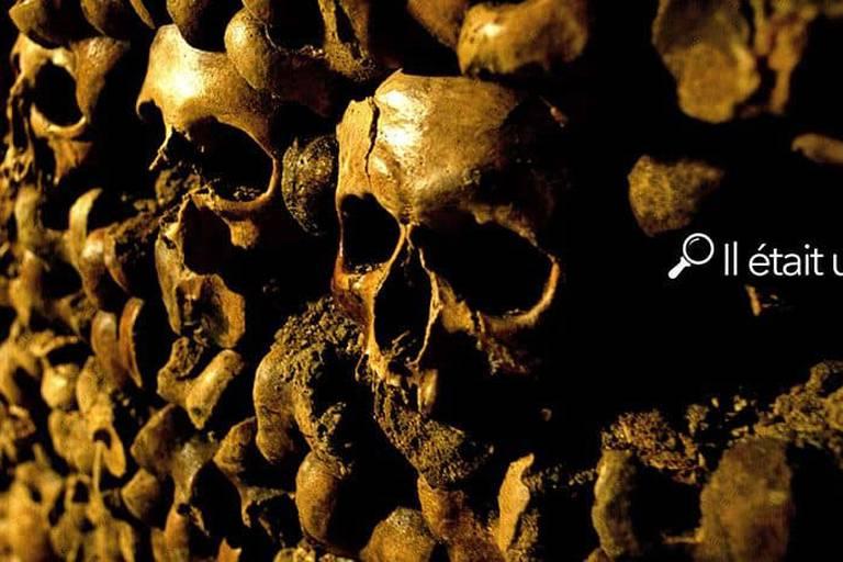 Les catacombes : Plongée mortelle dans le Paris immortel