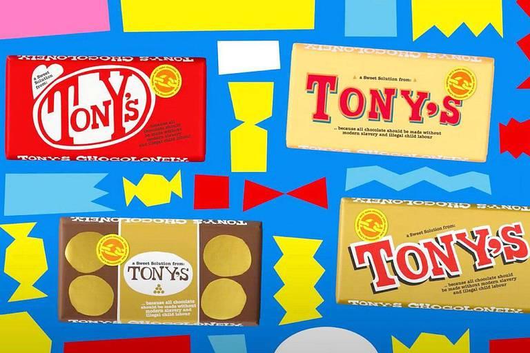 Cette marque militante de chocolat imite les emballages concurrents pour sensibiliser au travail des enfants