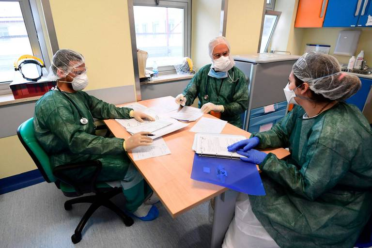 Coronavirus: des nouvelles positives en France, en Italie et au Royaume-Uni