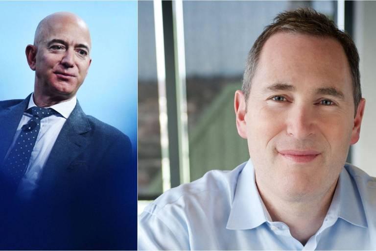 Coup de pagaie donné à Bezos, fan de Hockey, compte en banque déjà bien garni : qui est Andy Jassy, le nouveau patron d'Amazon ?