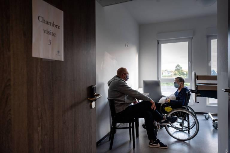 Cet été, 56% des maisons de repos wallonnes ont dû faire appel à un soutien psychologique