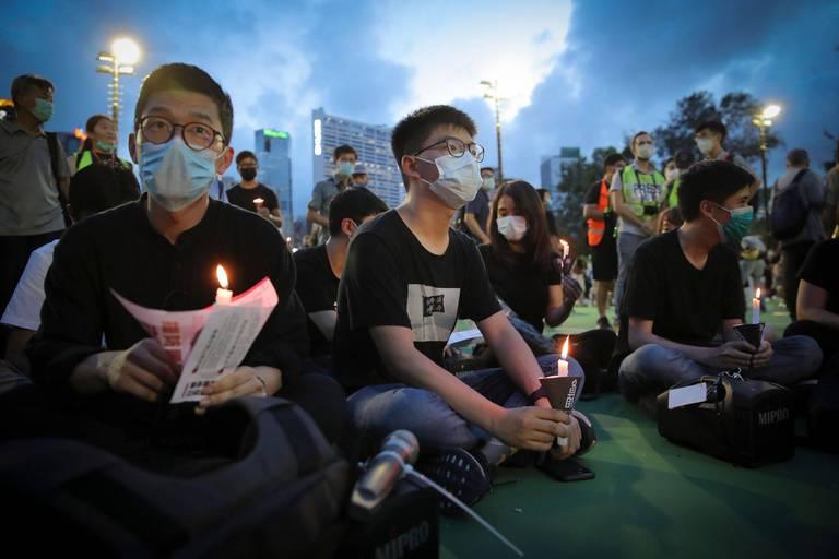 Hong Kong: la veillée de Tiananmen interdite pour la deuxième année de suite