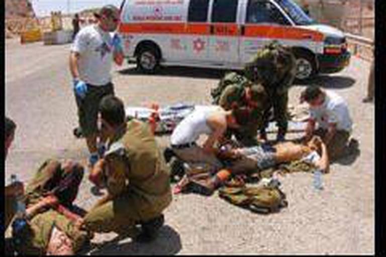 Attaque Eilat: escalade militaire entre Israël et Gaza