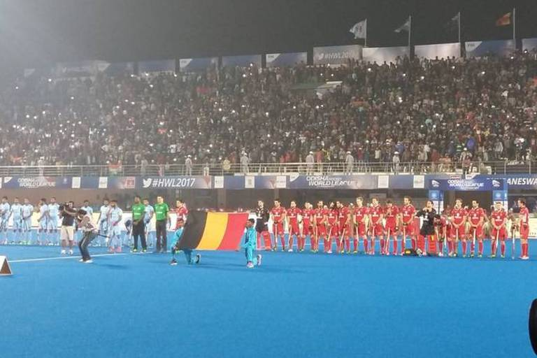 Belgique - Inde