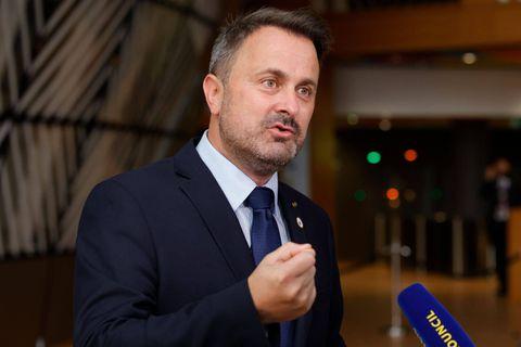 Le Premier ministre luxembourgeois testé positif