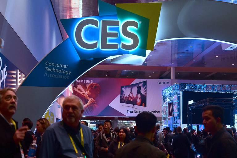 La grand-messe annuelle de la tech, entre polémiques et tensions commerciales