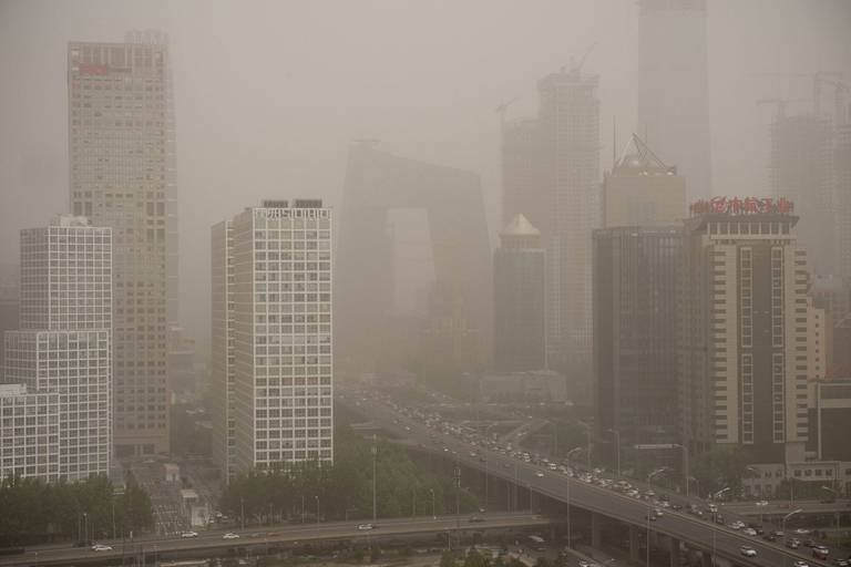 """Climat: la Chine assure que le monde doit """"avoir confiance"""" dans ses engagements"""