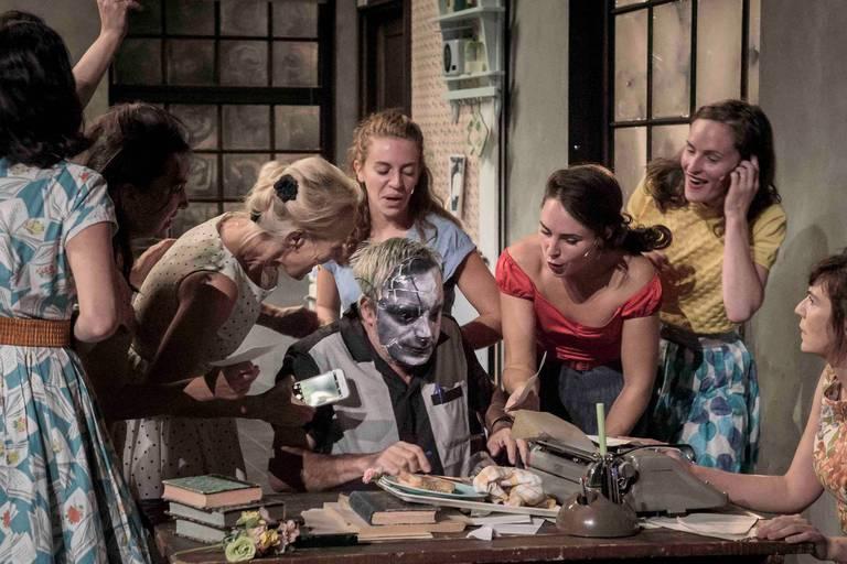 Sylvia Plath, la poétesse éternelle, arrive sur la scène