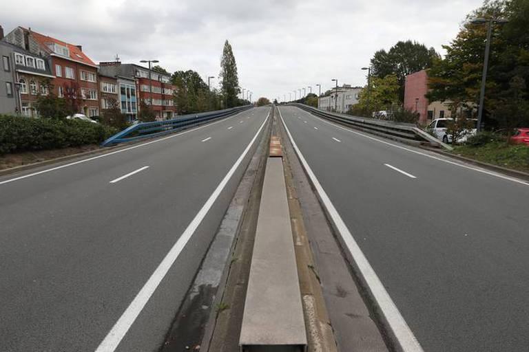 Le viaduc Herrmann-Debroux rouvert à la circulation
