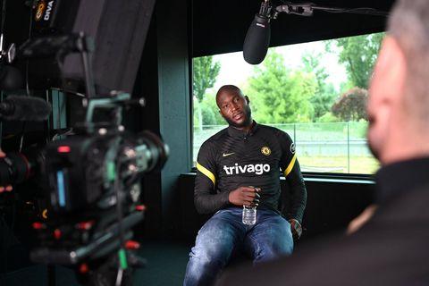 """Romelu Lukaku sur son retour à Chelsea: """"Tuchel veut que je sois un leader"""""""
