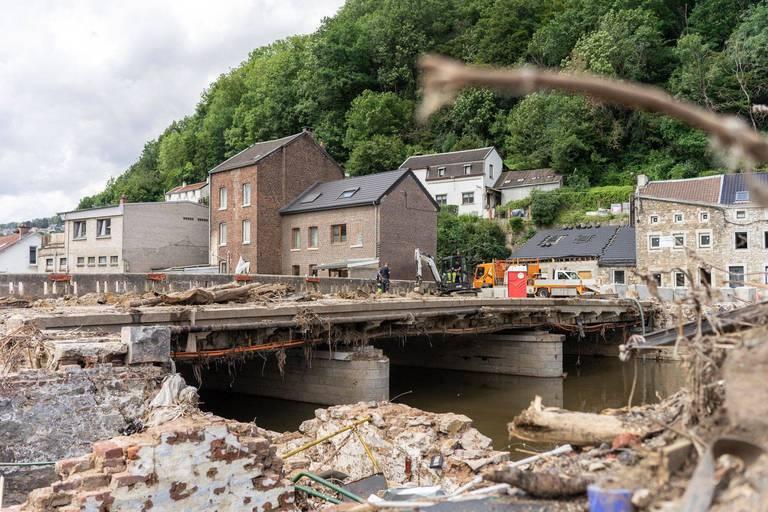 Inondations: le gouvernement wallon déboursera entre 2,3 et 3 milliards d'euros pour les indemnisations