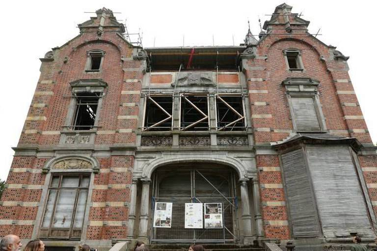 Le château Tournay-Solvay enfin restauré