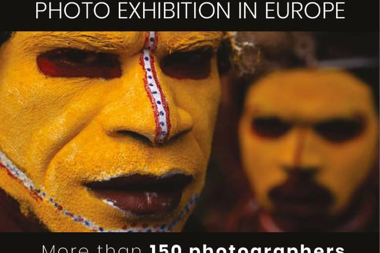 Concours : gagnez des tickets pour l'expo Photocity à Tour & Taxis