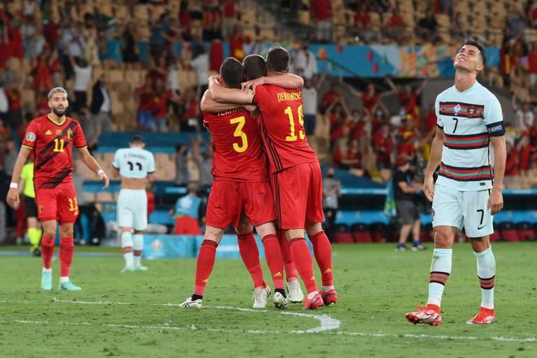 Belgique-Portugal: meilleure audience de l'Euro 2020