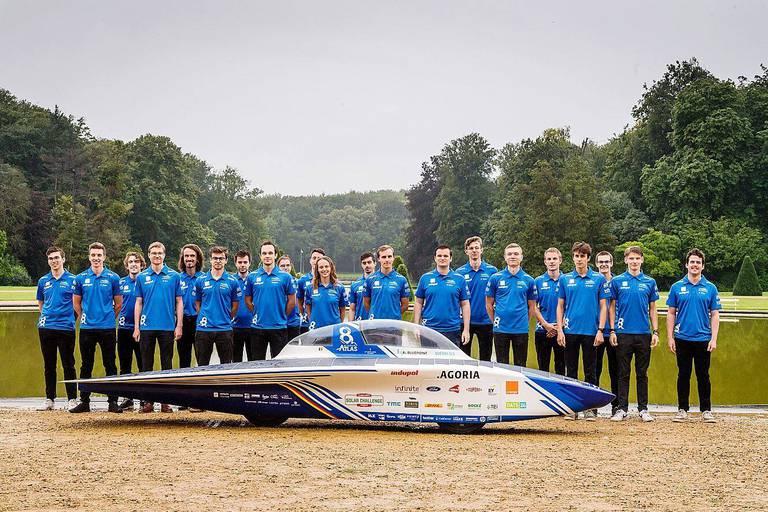 Voici la 9e voiture solaire belge de l'Agoria Solar Team : elle concourra au Maroc en octobre