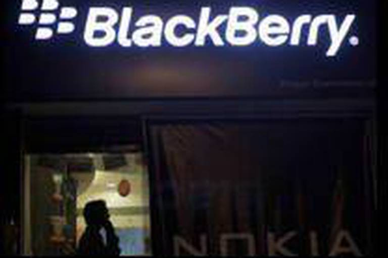 BlackBerry dévoile bientôt sa tablette numérique