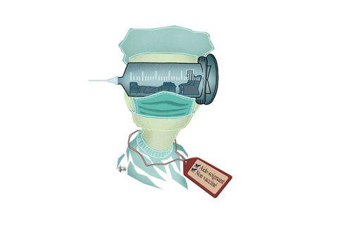 La vaccination devrait être obligatoire pour certaines professions, vu ce que les résidents du home Nos Tayons ont vécu ce printemps