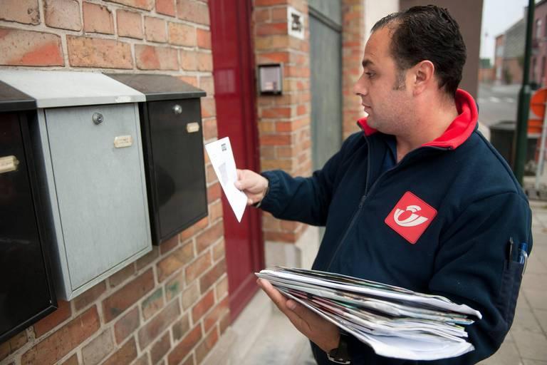 Bpost va transférer le courrier gratuitement à l'adresse où les sinistrés sont relogés