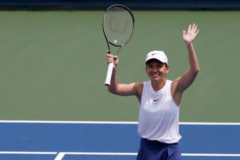 WTA Cincinnati: Simona Halep renoue avec la victoire