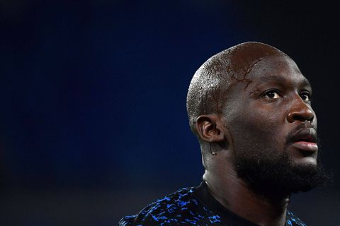 """Romelu Lukaku publie un message d'hommage aux supporters de l'Inter : """"Merci de m'avoir aimé comme si j'étais l'un des vôtres"""""""