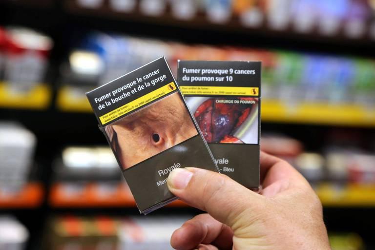 Le paquet de cigarettes augmentera de 25 centimes