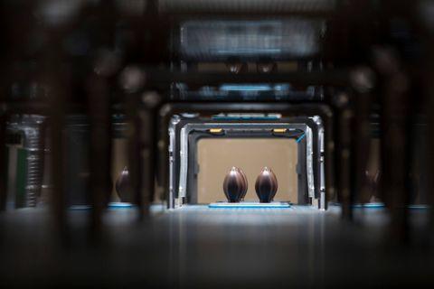 Barry Callebaut révolutionne l'impression de chocolat en 3D