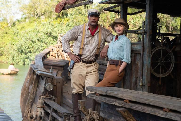 """Jungle Cruise"" : Aventures en Amazonie"