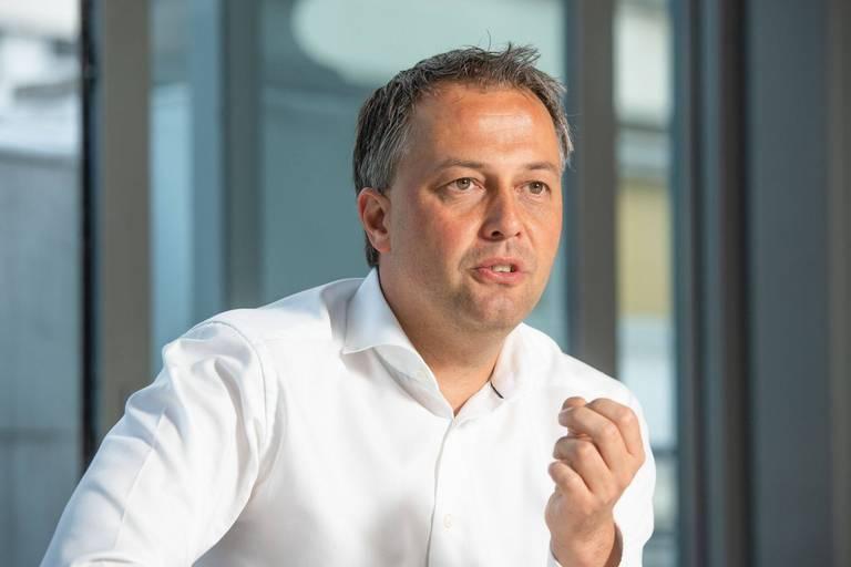 """Egbert Lachaert: """"Le niveau fédéral doit être renforcé. Sinon, la Belgique s'écroulera"""""""