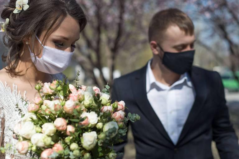 Covid et mariage ne font pas bon ménage