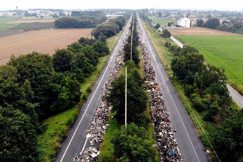 30 millions pour prendre en charge les déchets