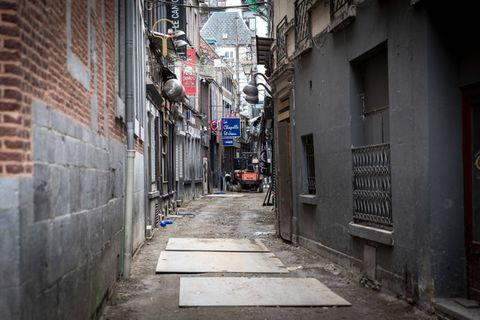 Tentative de meurtre dans le Carré à Liège : une personne entre la vie et la mort