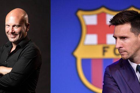 """La chronique de Yves Taildeman: """"Messi au PSG, ça ne fait pas rêver"""""""