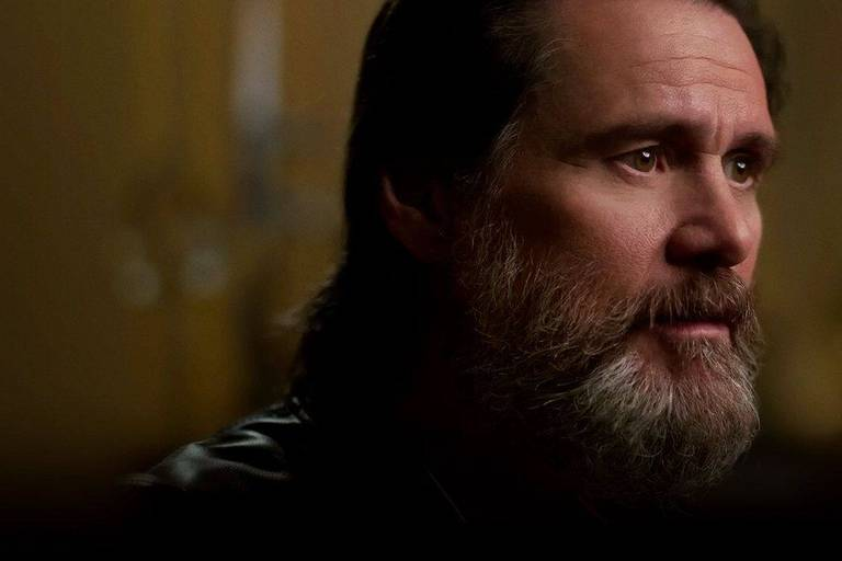 Autoportrait schizophrène de Jim Carrey