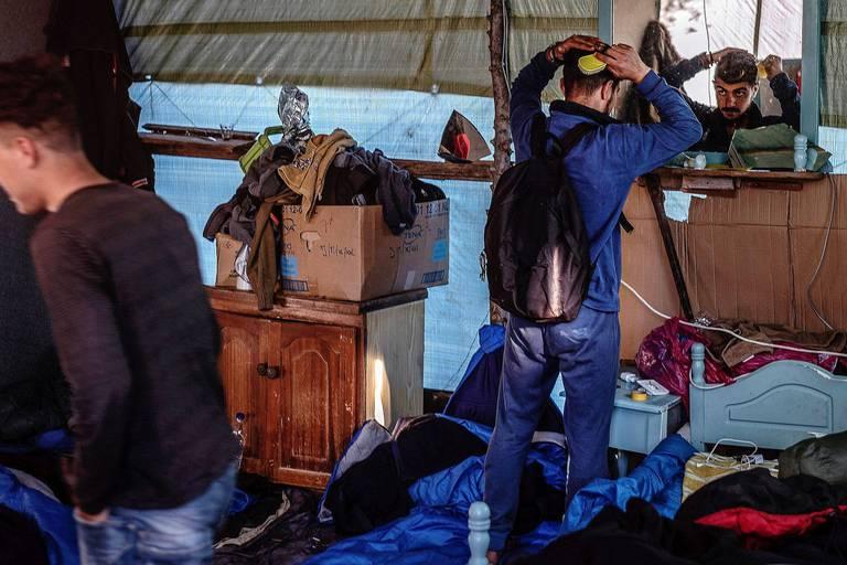 Élections européennes: les réfugiés s'invitent au cœur du débat grec