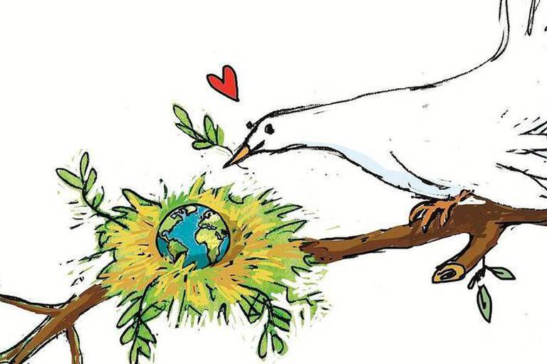 Un monde en paix. Une utopie réaliste ?