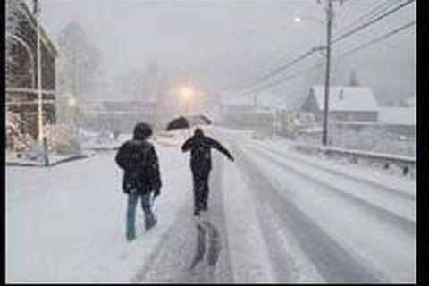 Les météorologues belges prédisent un hiver doux