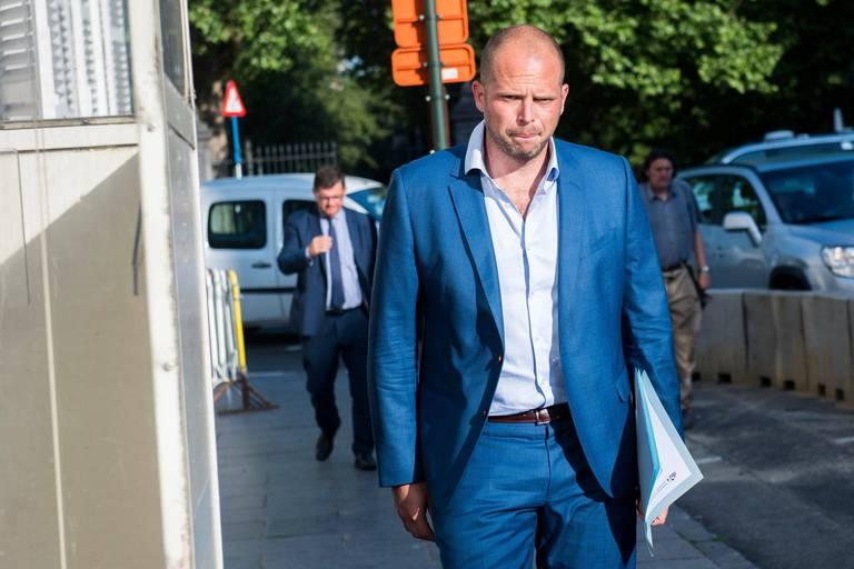 """Décès de Mawda: Theo Francken menace les recteurs des universités belges d'un """"retour de boomerang"""""""
