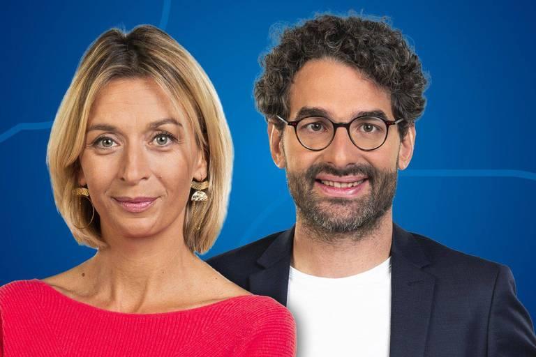 Cette émission concrétise l'envie qu'avaient Julie Morelle et Arnaud Ruyssen de travailler ensemble.
