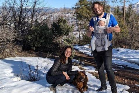 """Deux randonneurs, leur bébé et leur chien retrouvés morts """"sans aucune blessure"""": """"C'est un grand mystère"""""""