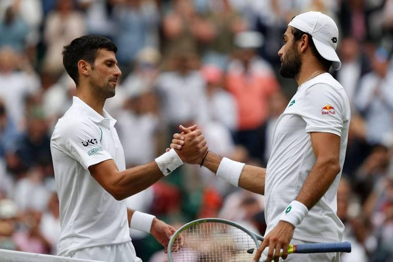 """Novak Djokovic est """"partagé"""" sur sa participation aux Jeux olympiques de Tokyo"""